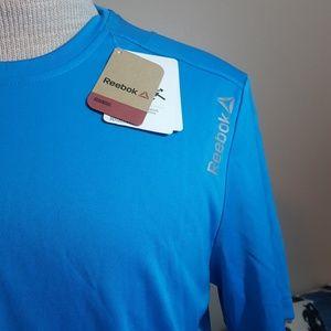 Reebok Shirts - Reebok Running Reflective Moisture Wick 9a7ca9e06